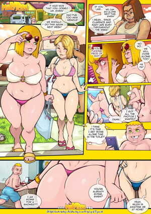 Milftoon – New Adventures of Clarence 1