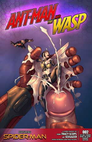 Tracyscops- Ant Man And The WASP 2 –