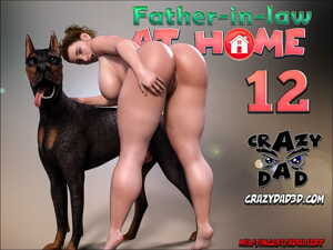 CrazyDad- Father-in-Law at Home Part 12