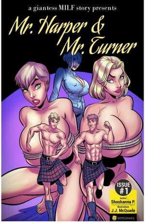 Bot- Mr. Harper and Mr. Turner Issue 1
