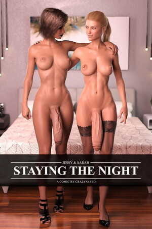 CrazySky3D- Staying The Night