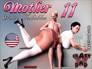 CrazyDad3D- Mother Desire Forbidden 11