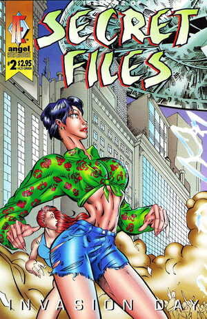 Secret Files – Invasion Day 2