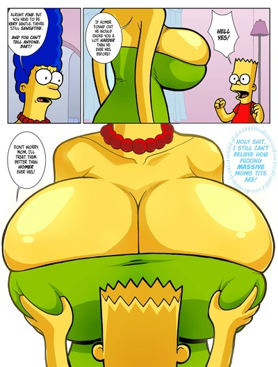 Hexamous- Return of Large Marge- Simpsincest - part 2