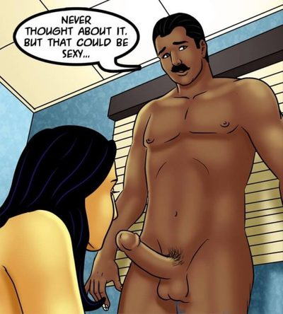Savita Bhabhi 73- Caught in the Act - part 2