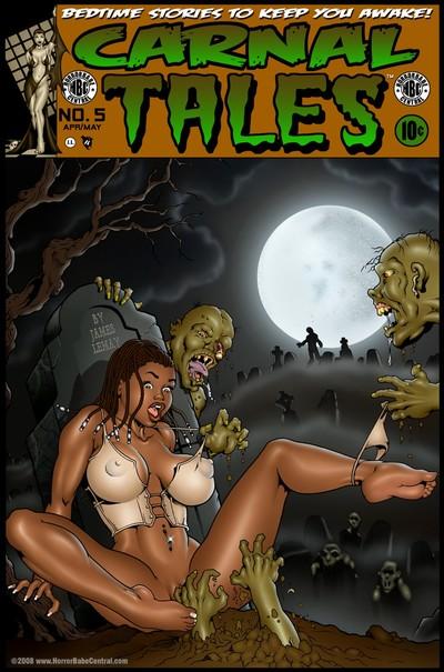 James Lemay- Carnal Tales 5-6