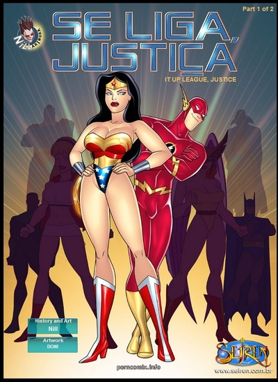 Se Liga Justica- It Up League, Justice 1- Seiren