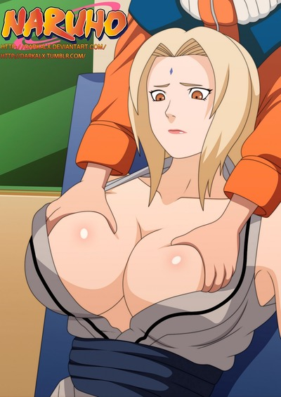 Naruto (Naruho)-ChiChiKage -Big-Breast Ninja