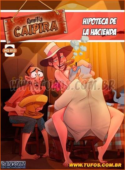 Familia Caipira 13 (Spanish)-Tufos