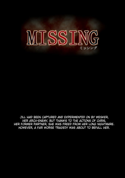 MISSING (Resident Evil)