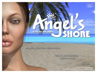Angelina Jolie- Angel