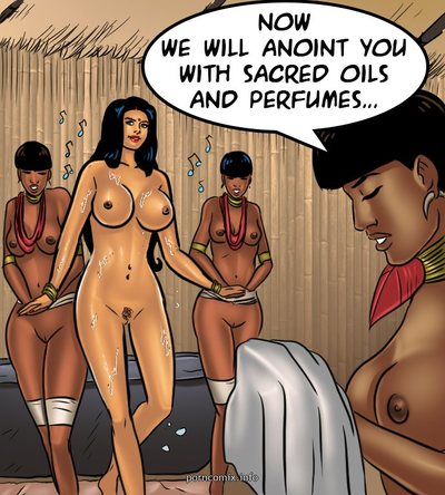 Savita Bhabhi 67- Jungle Love - part 6