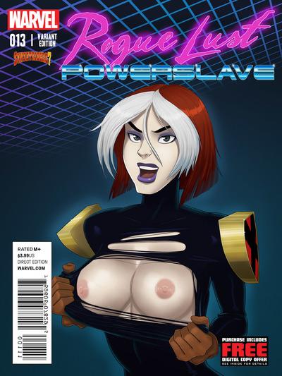 Rogue Lust- Powerslave