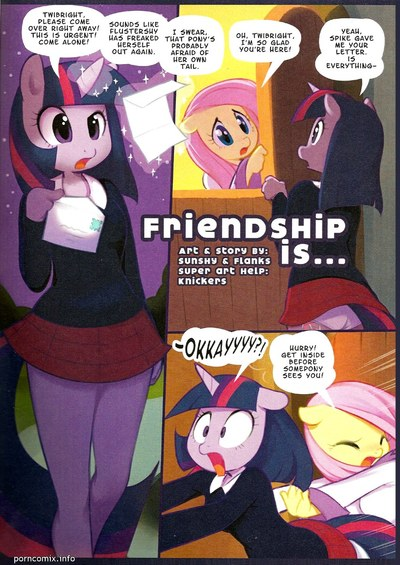 My Little Pony-Friendship Is …