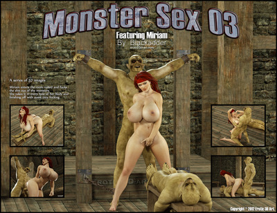 Blackadder- Monster Sex 03