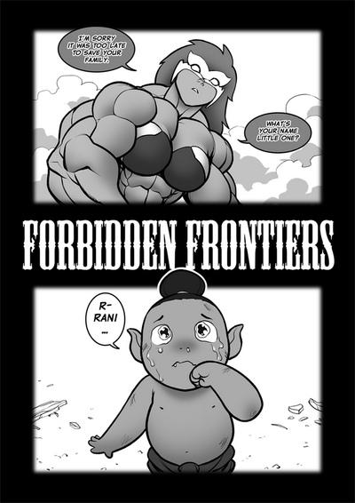 Forbidden Frontiers 9