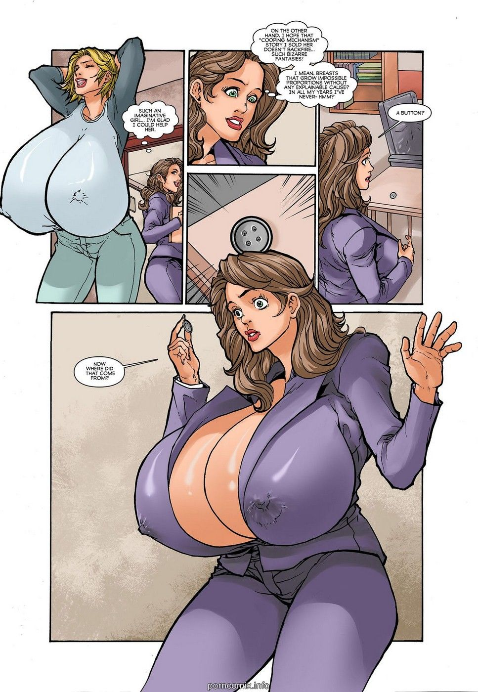 gigantische titten comics galerien