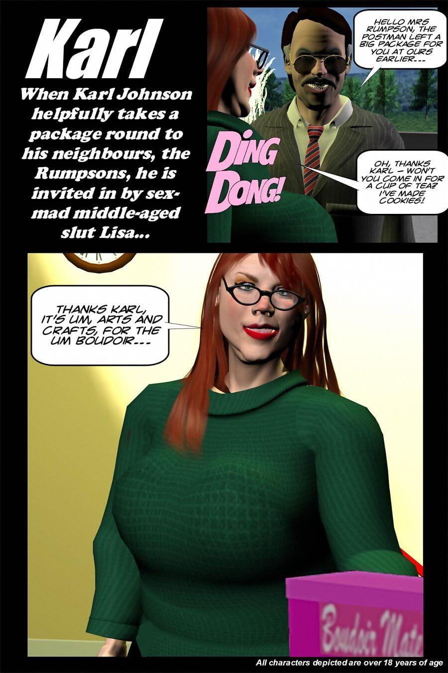 Comics 3d Milf