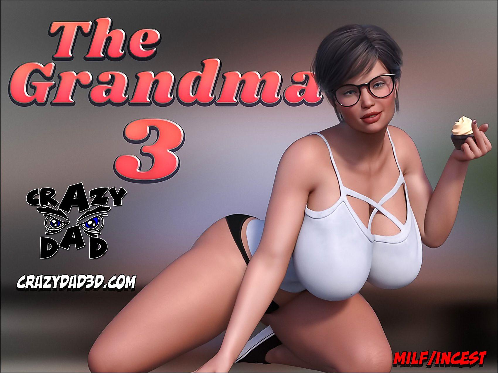 Abuelitas Lesbianas Bsdm Porno Español crazydad- el la abuela 3 en x sexo comics