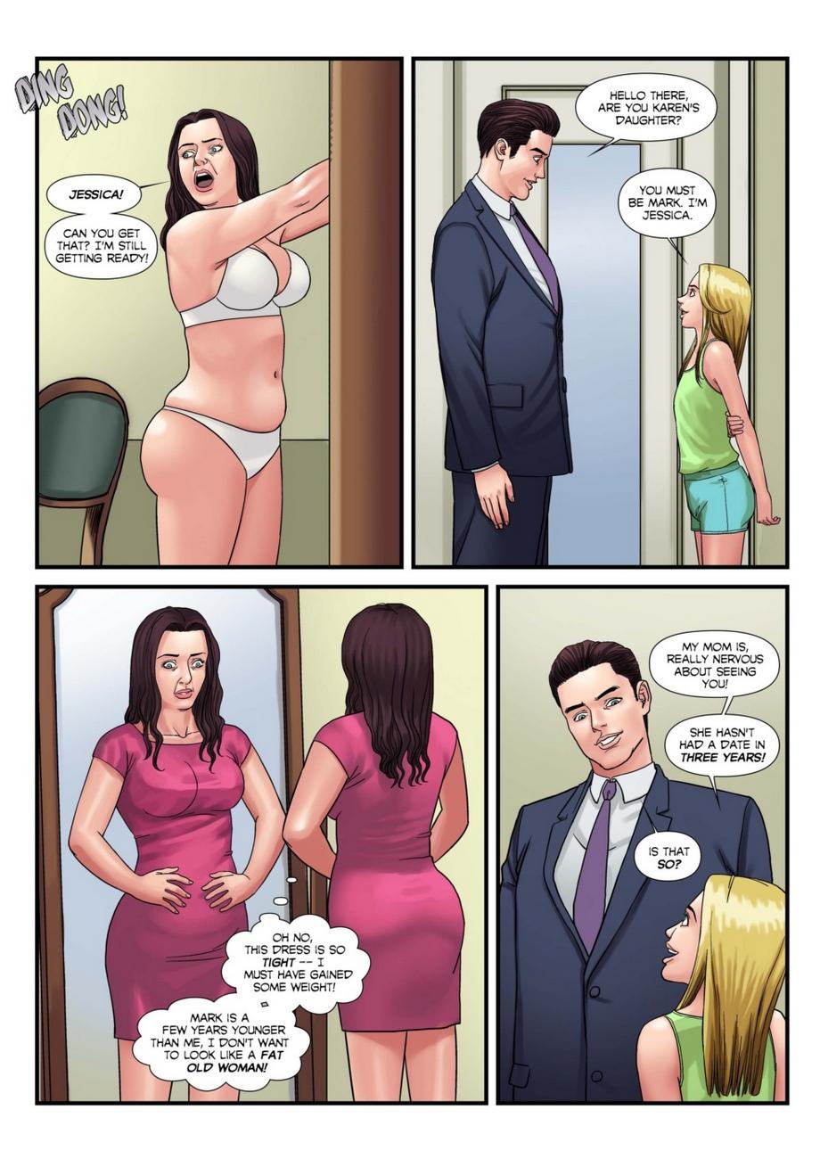 Comics sex Incest Comics