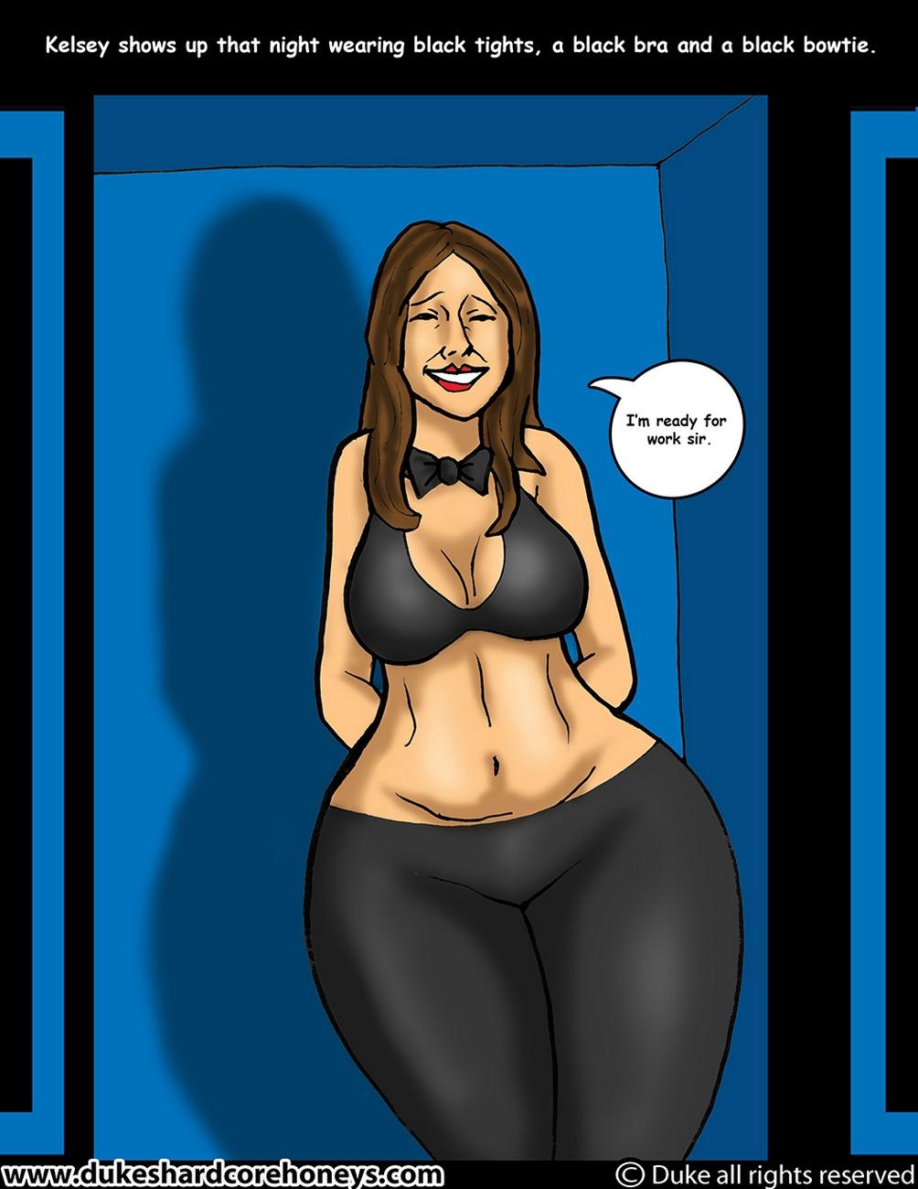 interracial cartoon Smudge