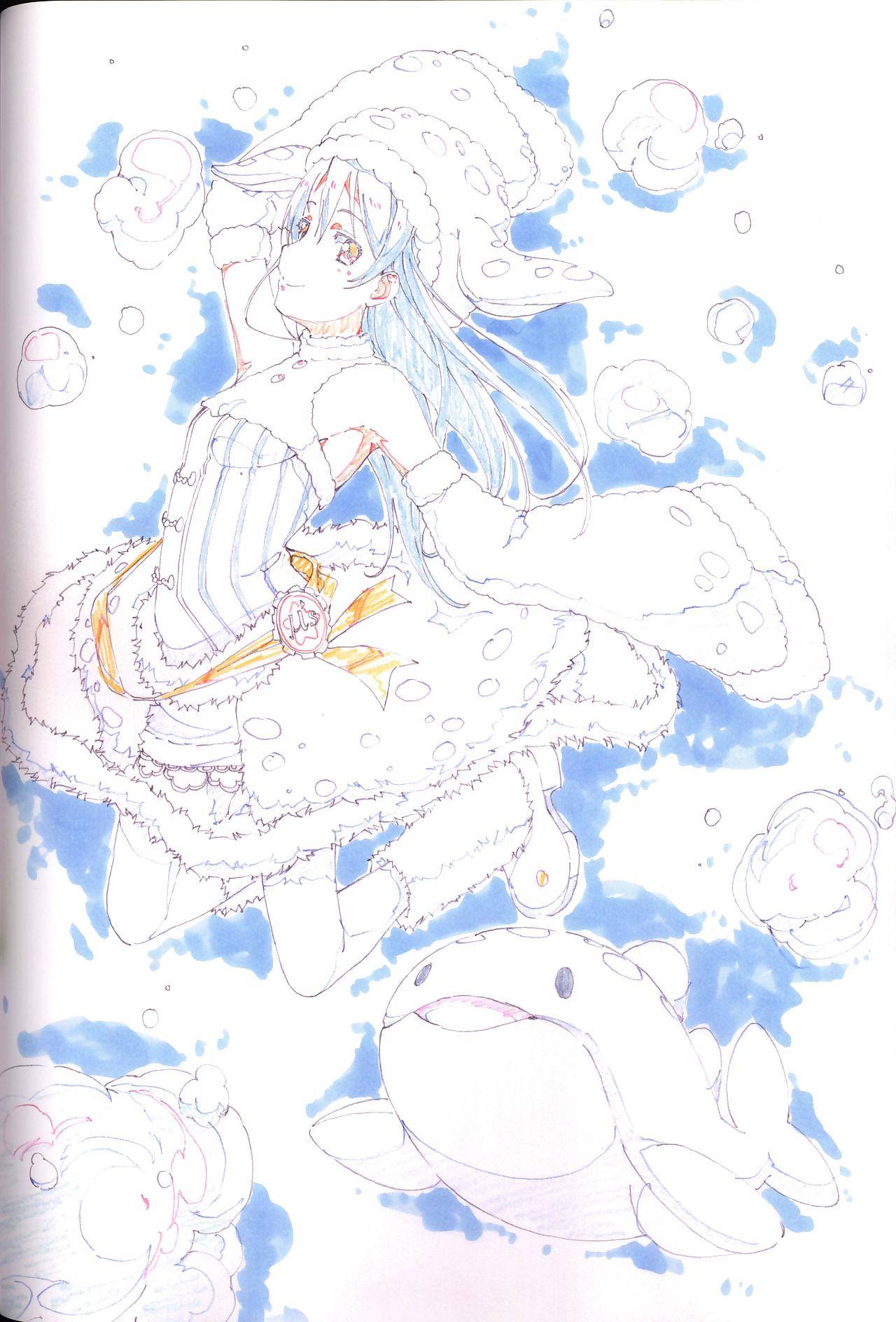 Umi-chan Mori - fixing 2