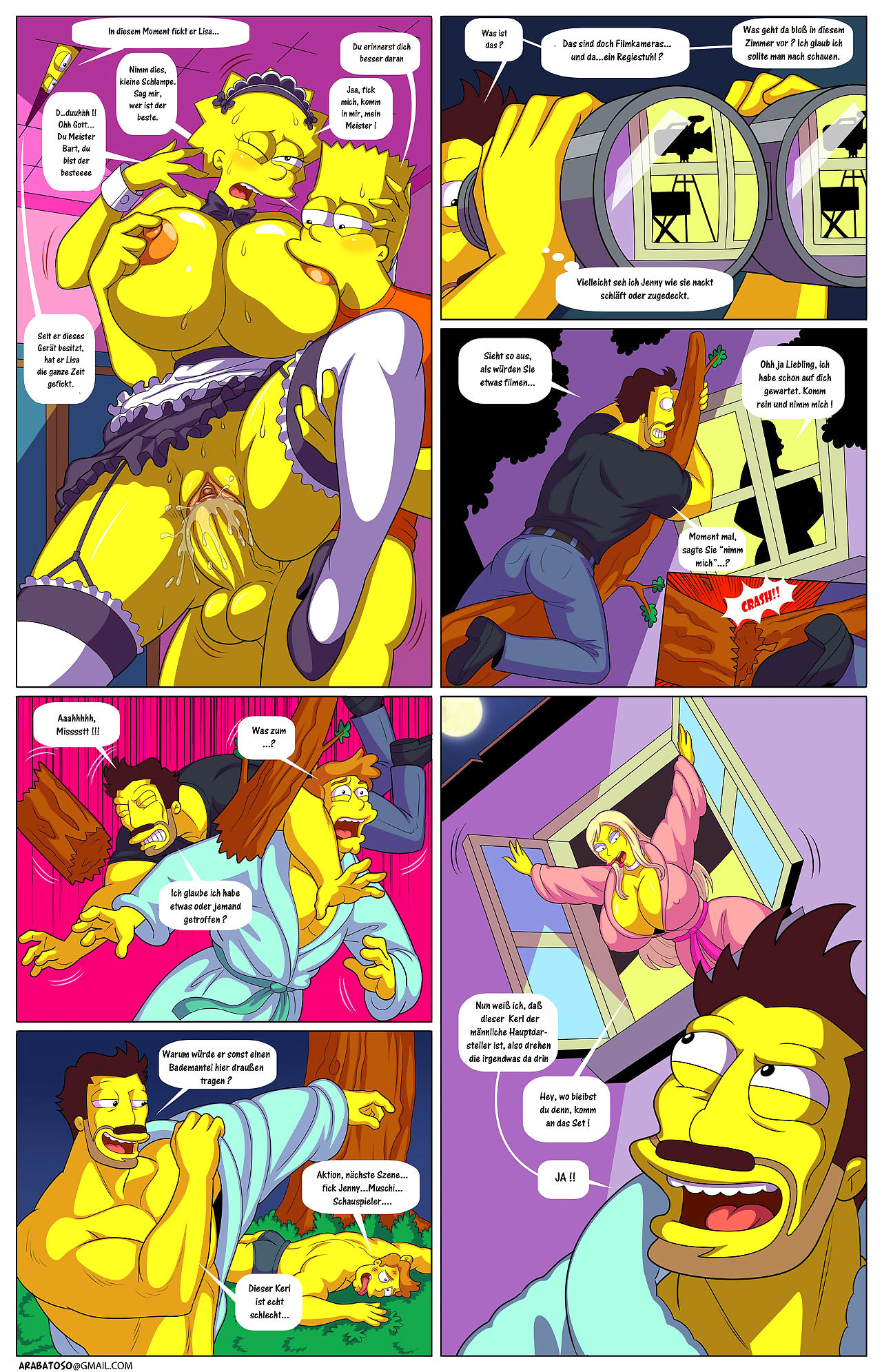 Arabatos - Darrens Stake - Slay rub elbows with Simpsons - accouterment 3
