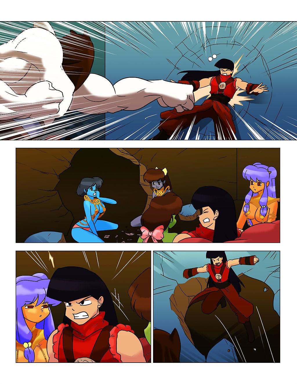 Ranma be advantageous to Mars - loyalty 3