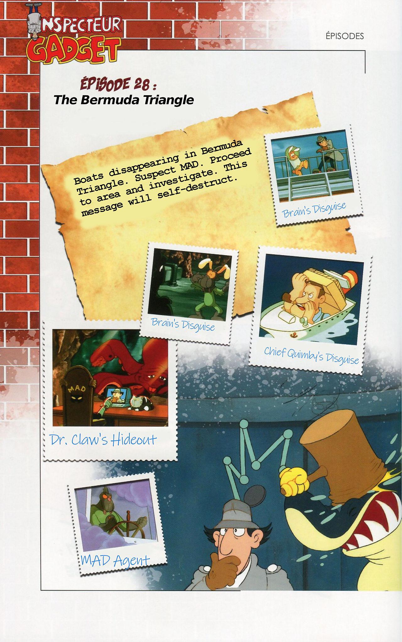 Inspector Machine Artbook - faithfulness 6