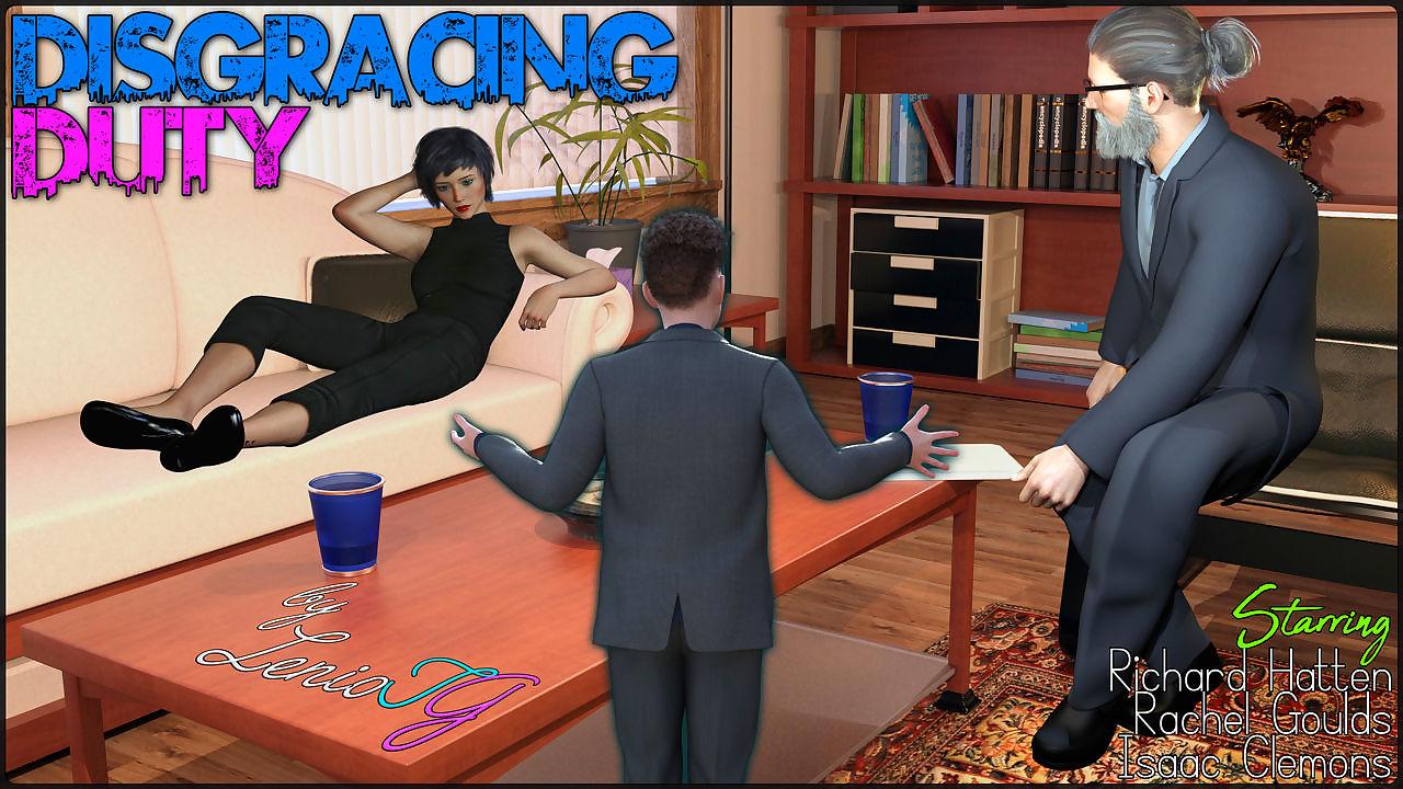 LenioTG- Disgracing Homework