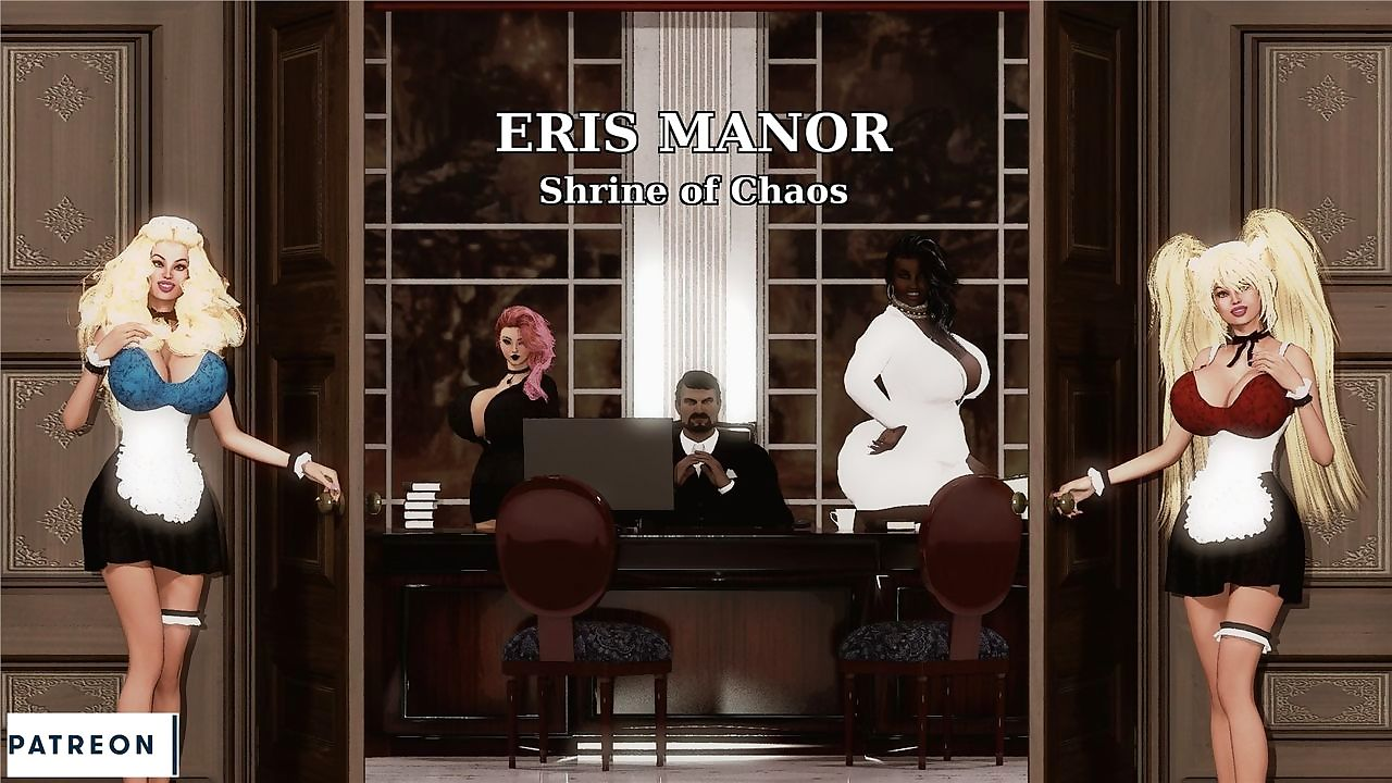 Eris Manor- Testament be required of Turmoil