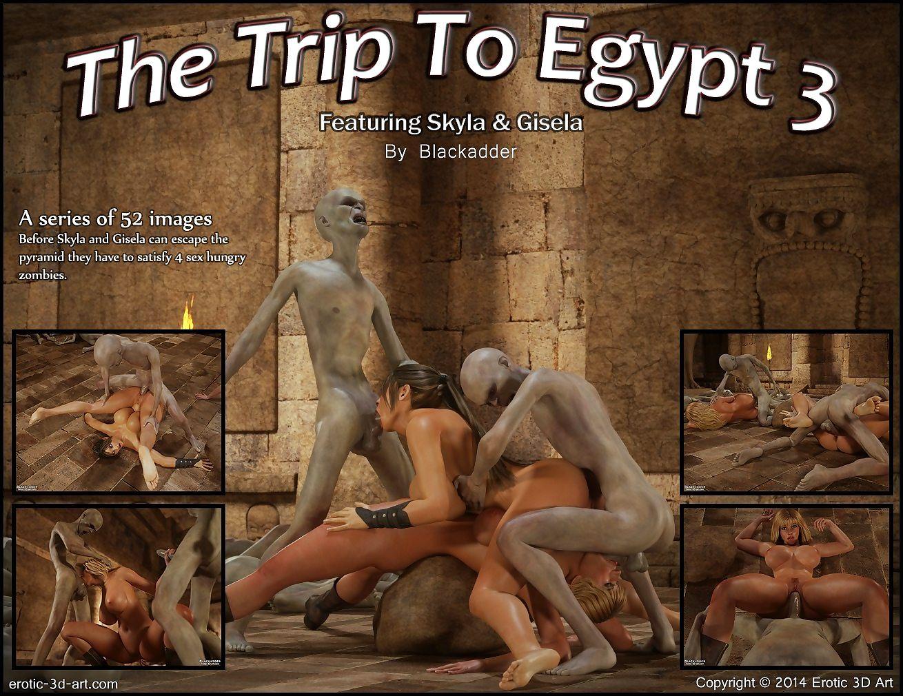 Blackadder- Tool along nearly Egypt 3