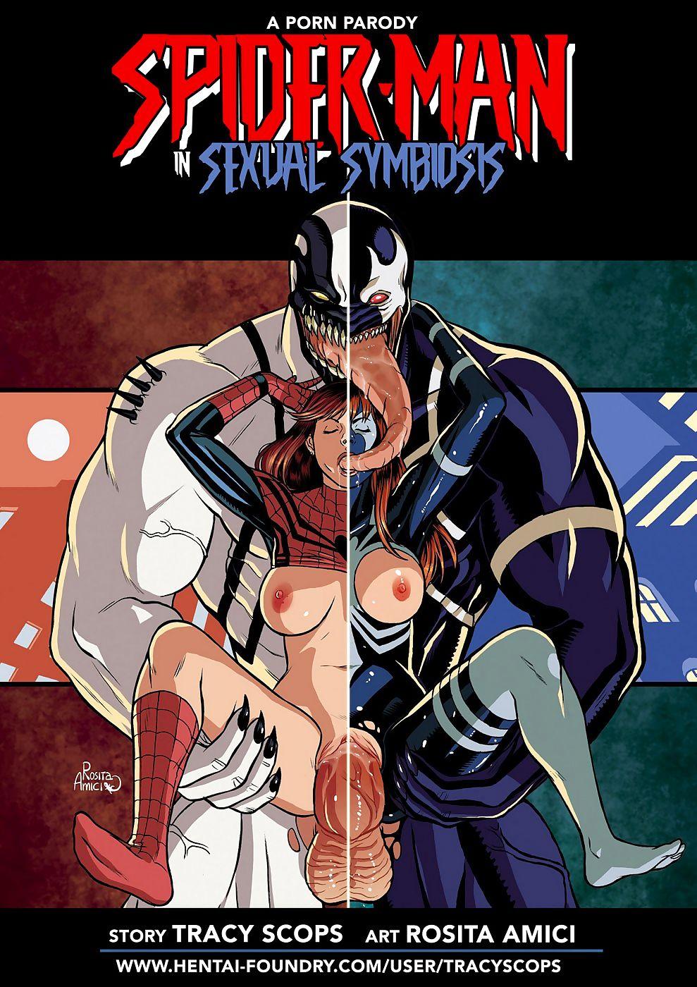 Spider-Man Bodily Symbiosis 1