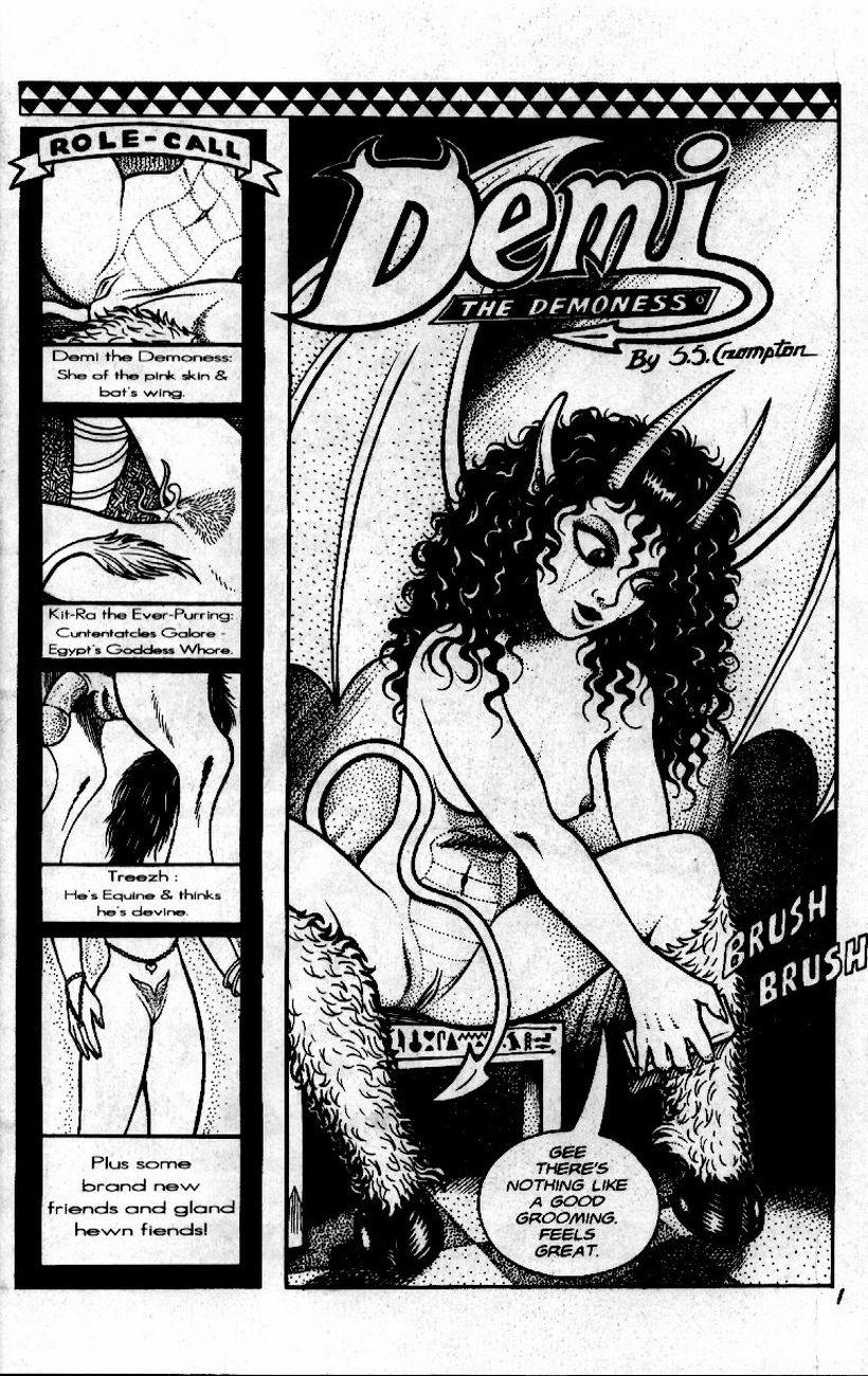 Demi Be transferred to Demoness Hardcore 4