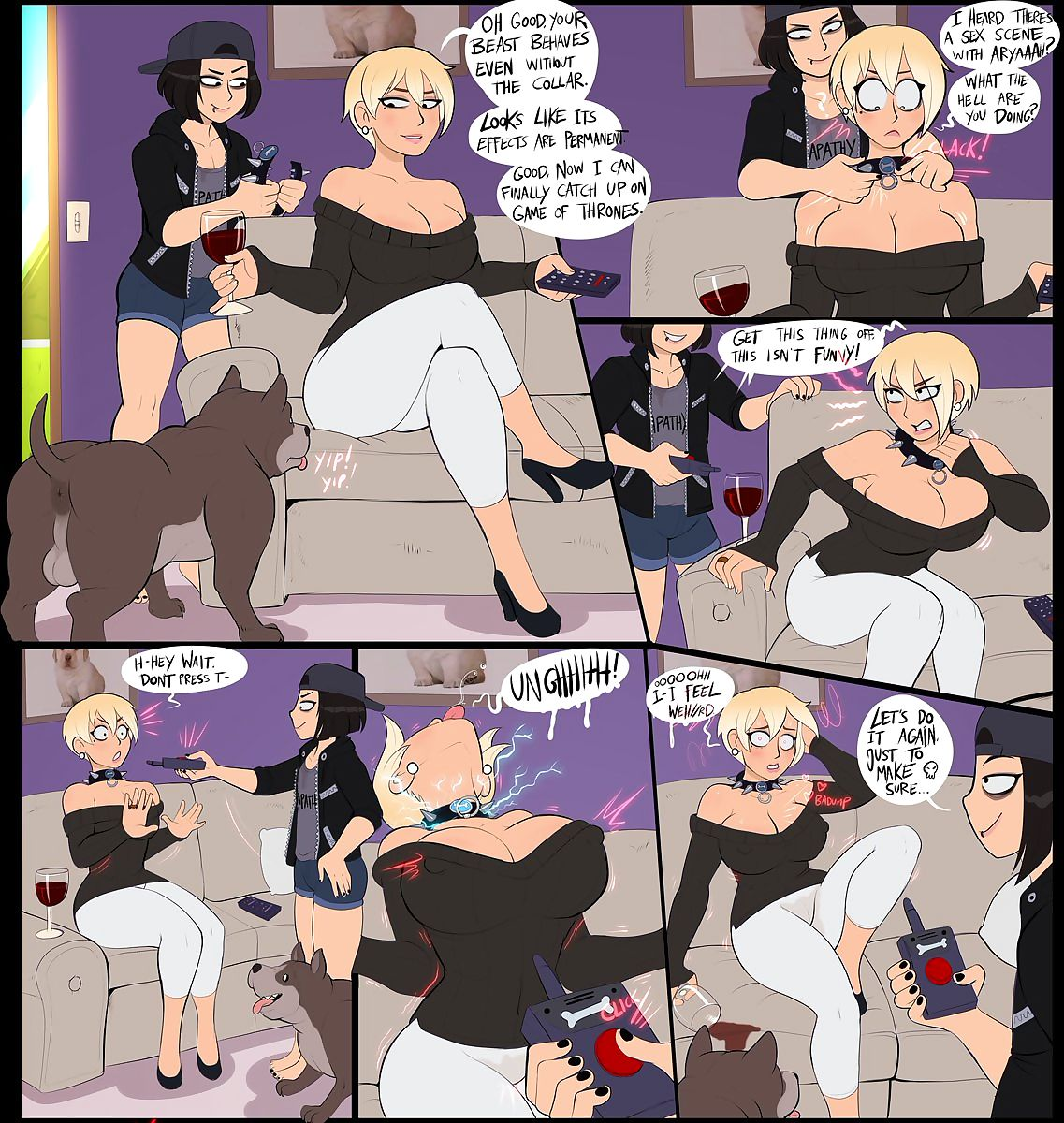 Shadman- Horrify Under legal restraint