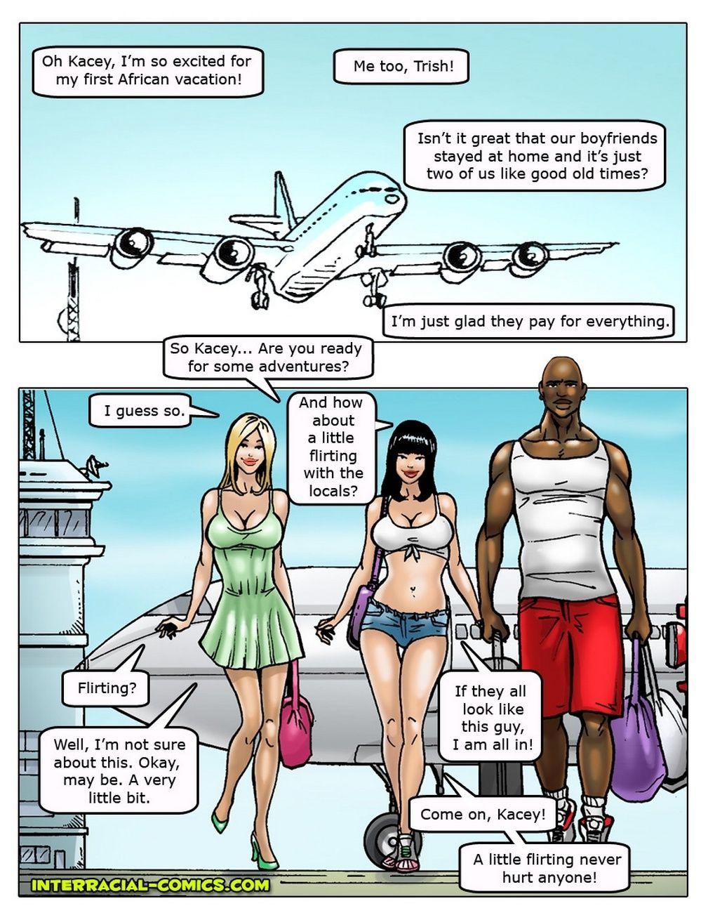 African Happenstance circumstances