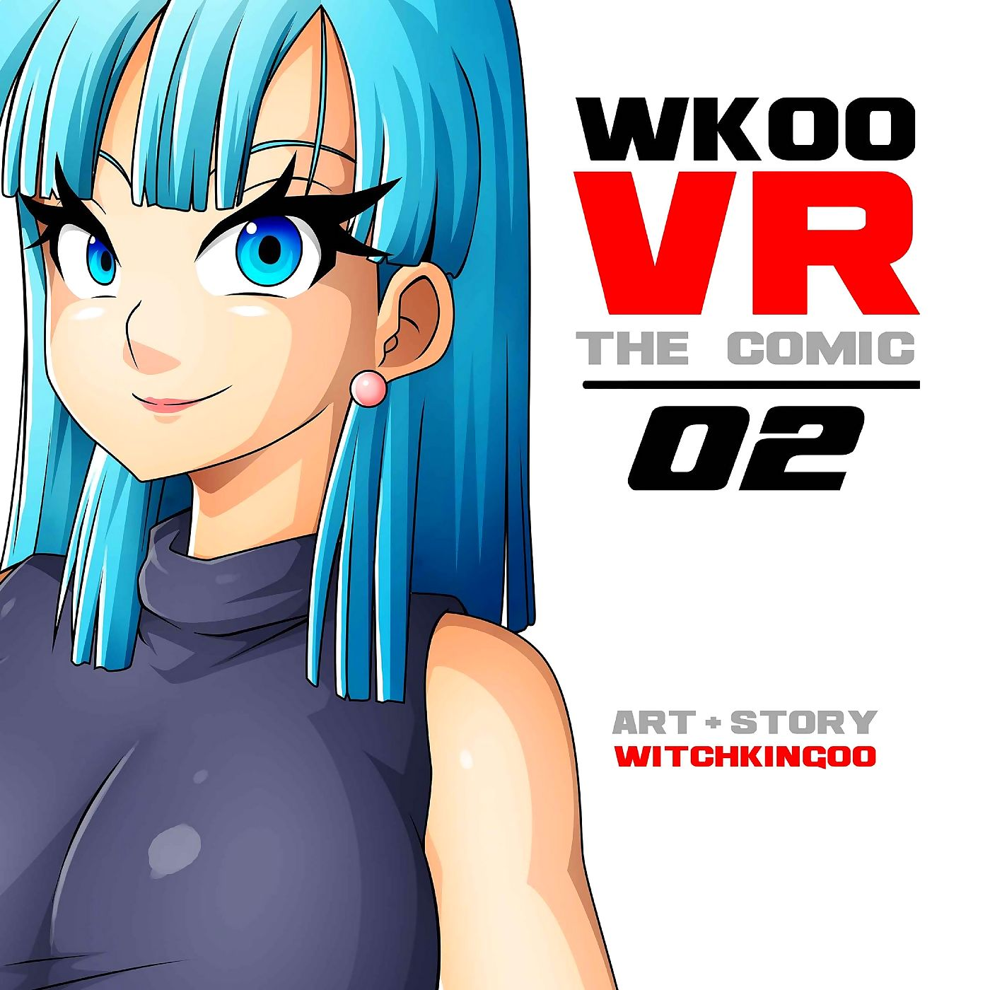 Witchking00- VR Eradicate affect Hijinks 2