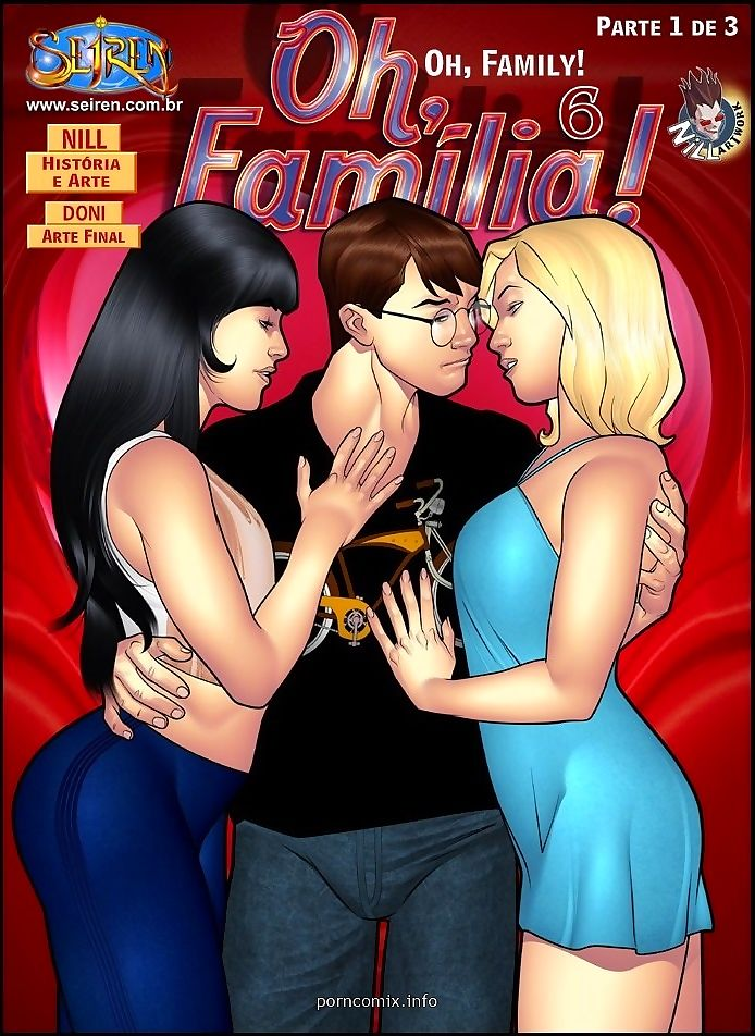 Oh, Familia! 6 – Affixing 1