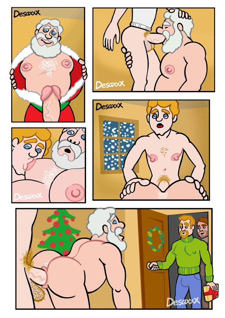 Uncaring Christmas 1