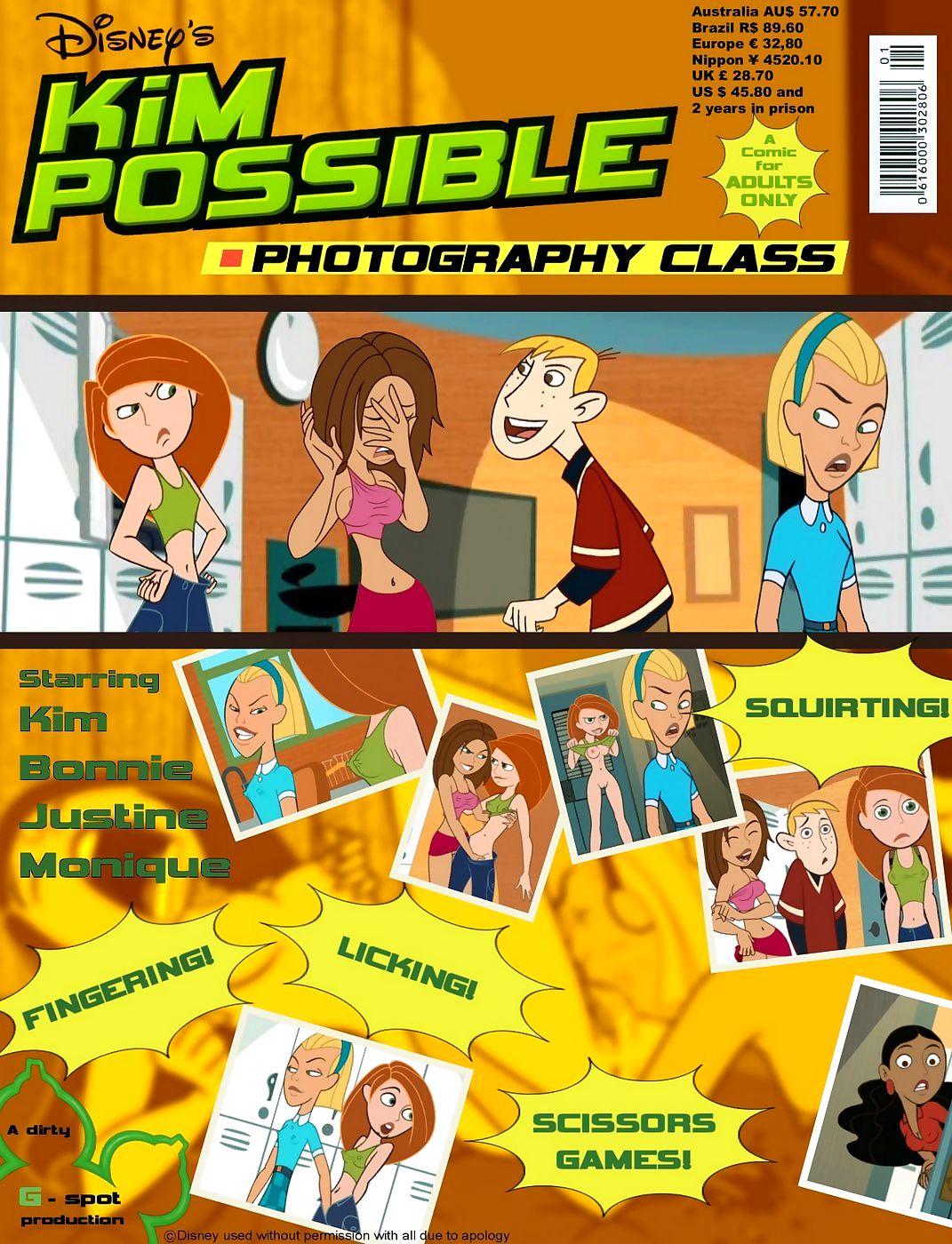 Kim Possible- Photography Mishmash