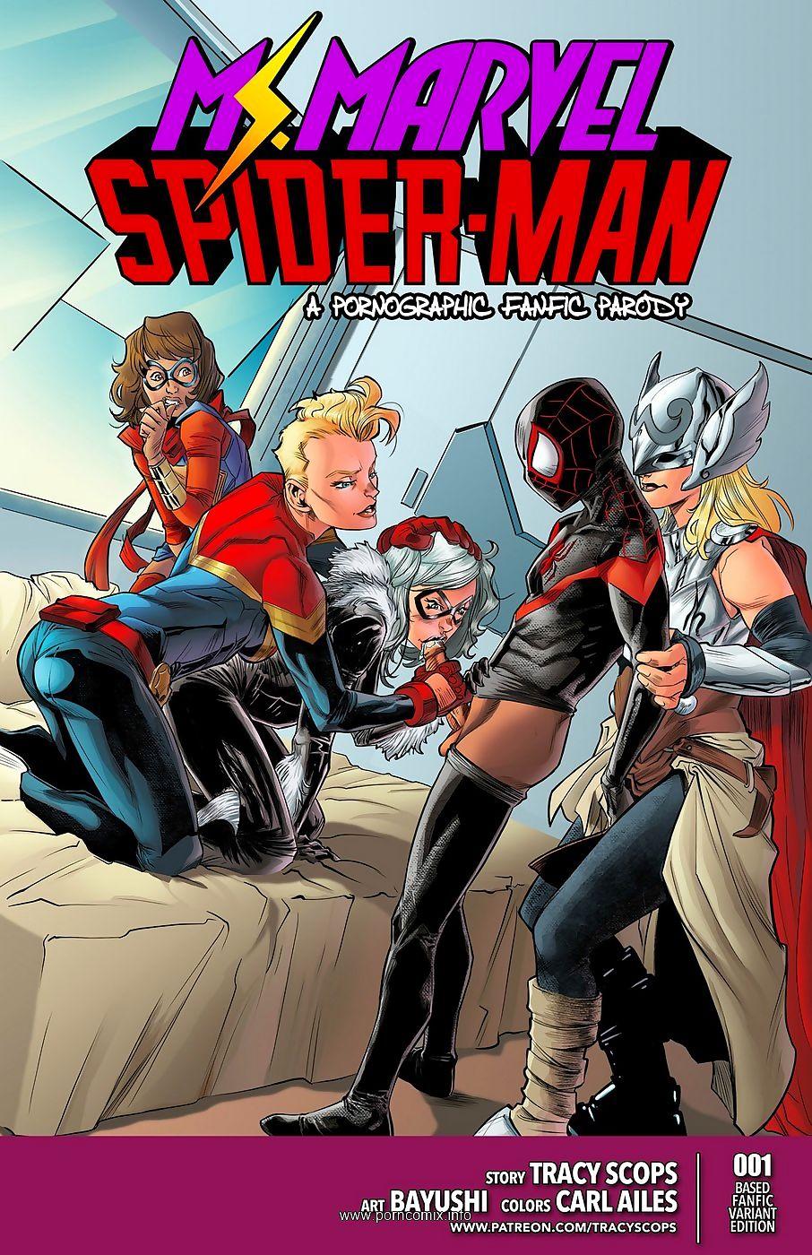 Go into receivership Jewel Spider-Man- Tracy Scops