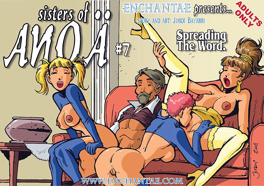 Enchantae- Sisters be advisable for Anoa 7-8