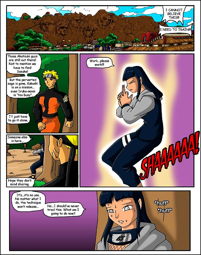 Naruto- Jaraiya's Breeding Jutsu