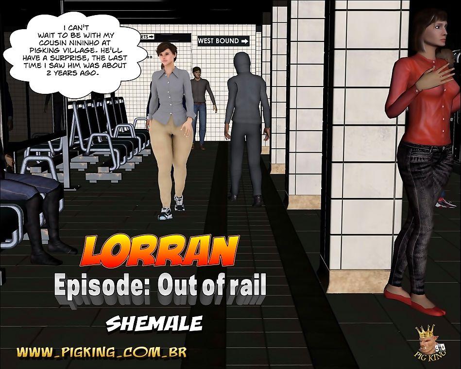 Lorran- Abroad be beneficial to rail,Pig big gun