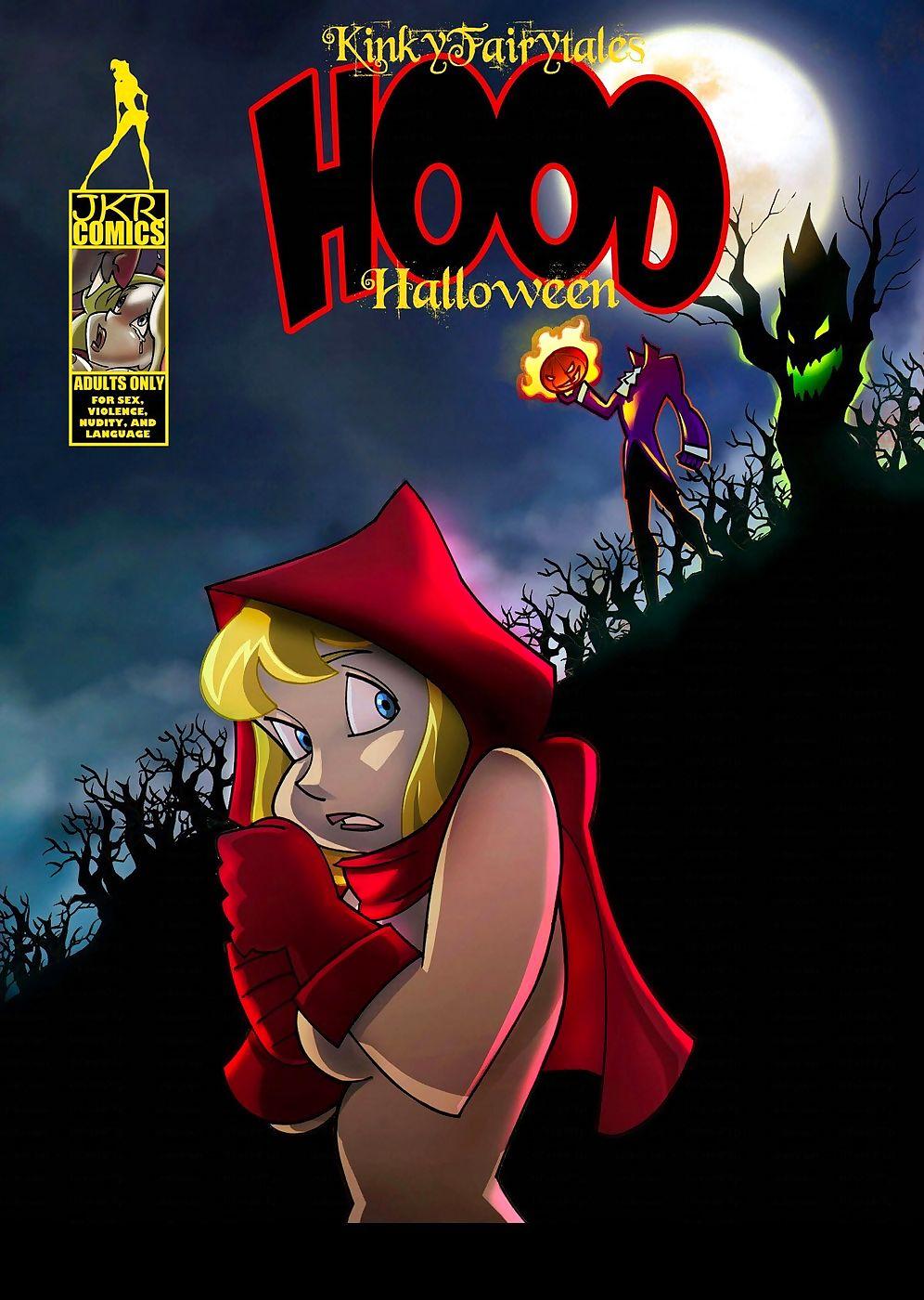 JKR- Thug Halloween- Oddball Sapphist tales