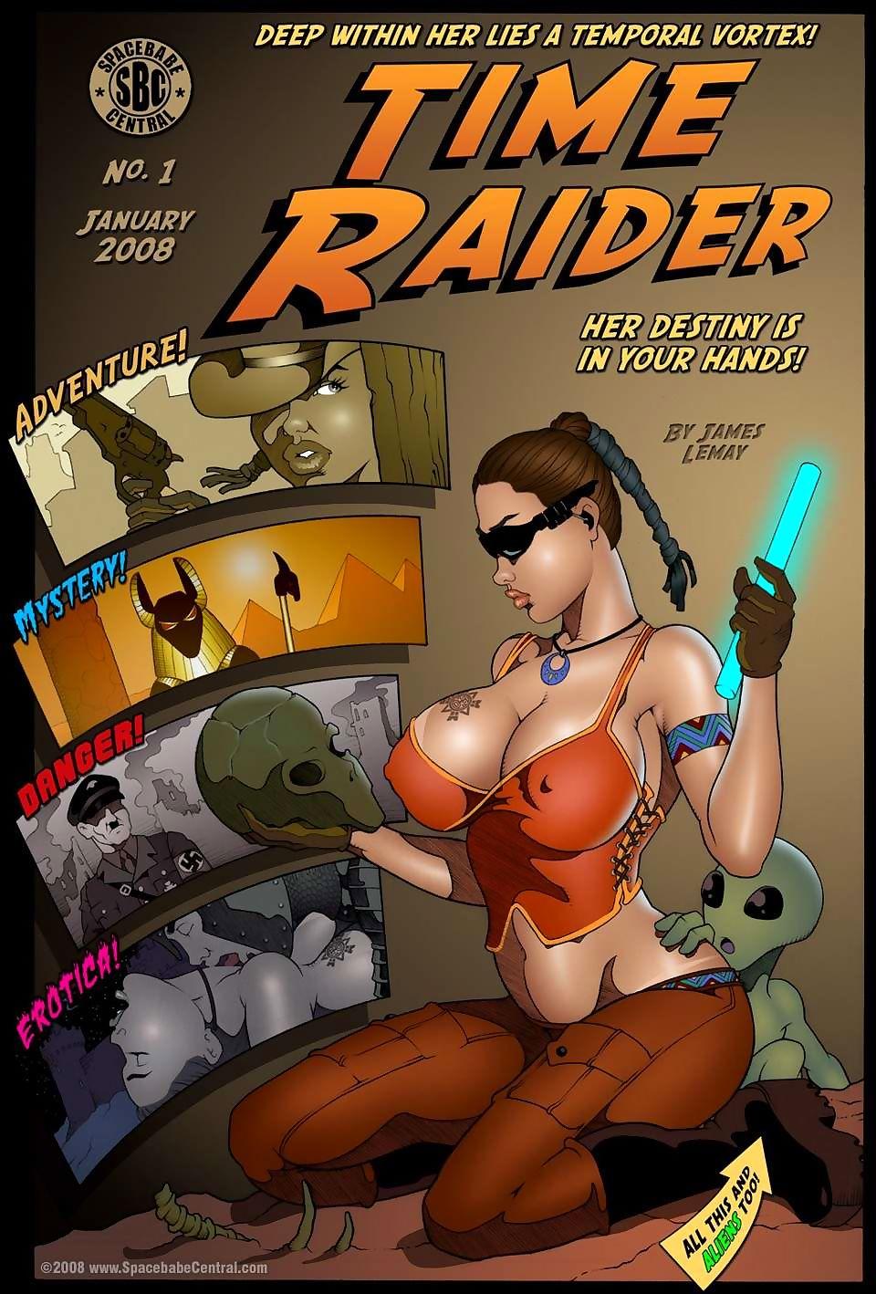 Lara Craft- Be transferred to Maturity Raider,James Lemay