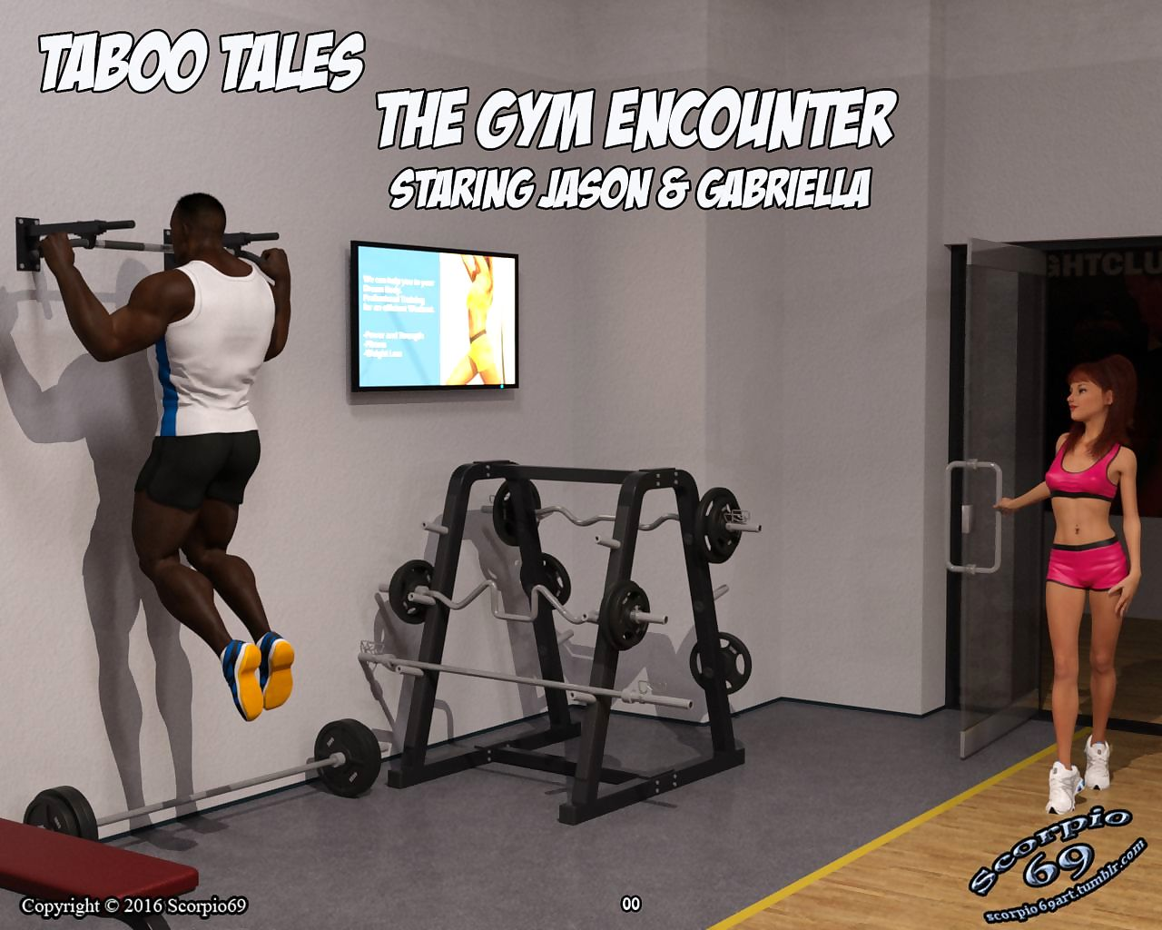 Be transferred to Gym Encounter- Prohibit Tales