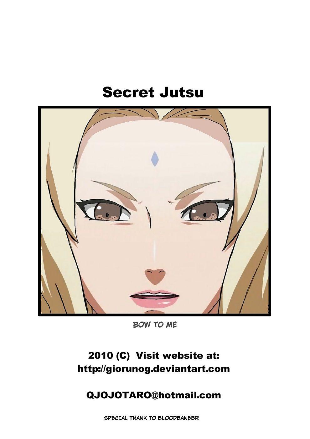 Naruto- Close down b close Jutsu