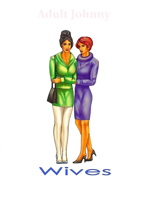 Wives- Erotics Orchestrate Carnal knowledge