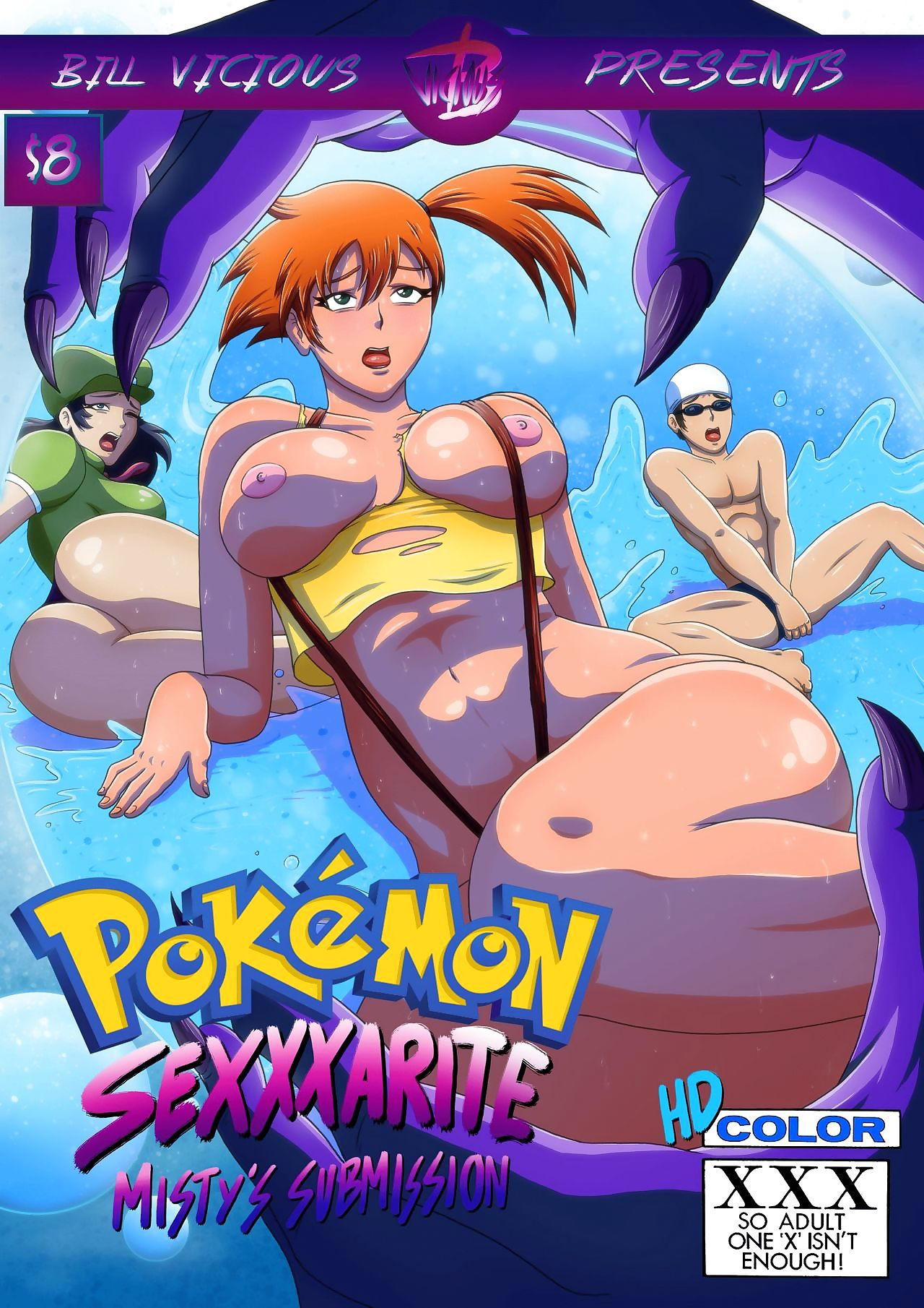Pokémon- Sexarite: Misty's Obedience